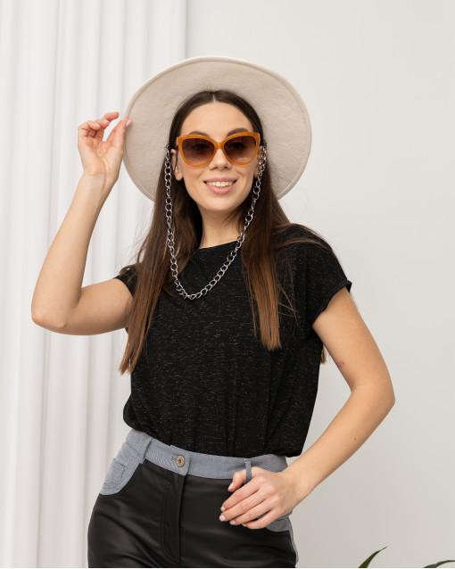 Шляпа со съемной цепью
