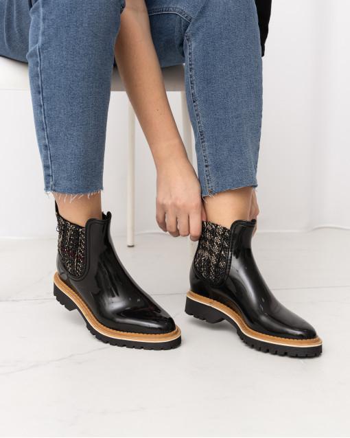 Ботинки IZA 01 черный