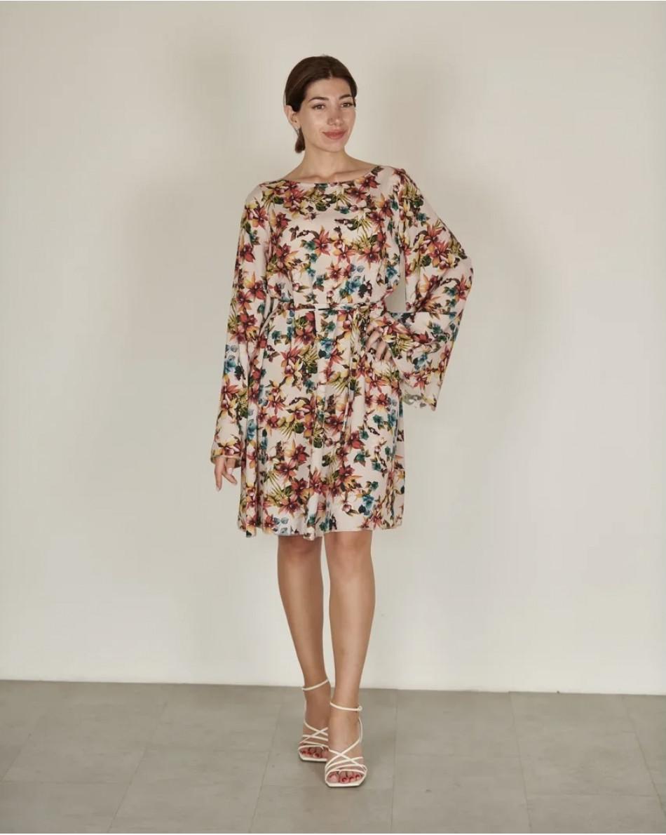 Платье (гол.цветок)