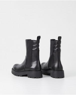 Ботинки демисезонные с резиновыми вставками