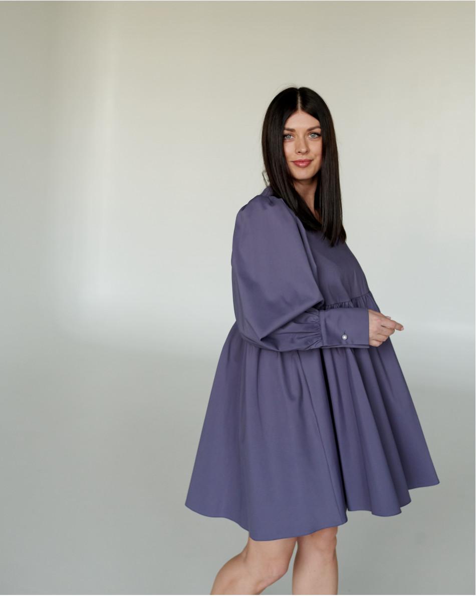 Платье V-вырез